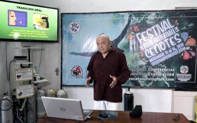 El entorno mitológico de los Cenotes – Antrop. Carlos Evia